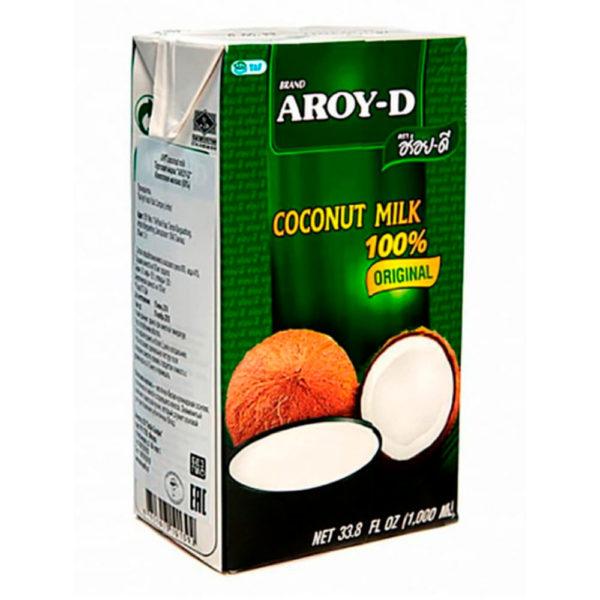 AROY-D Coconut milk (1000ml)