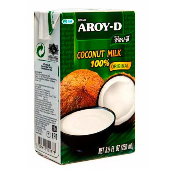 AROY-D Coconut milk (250ml)