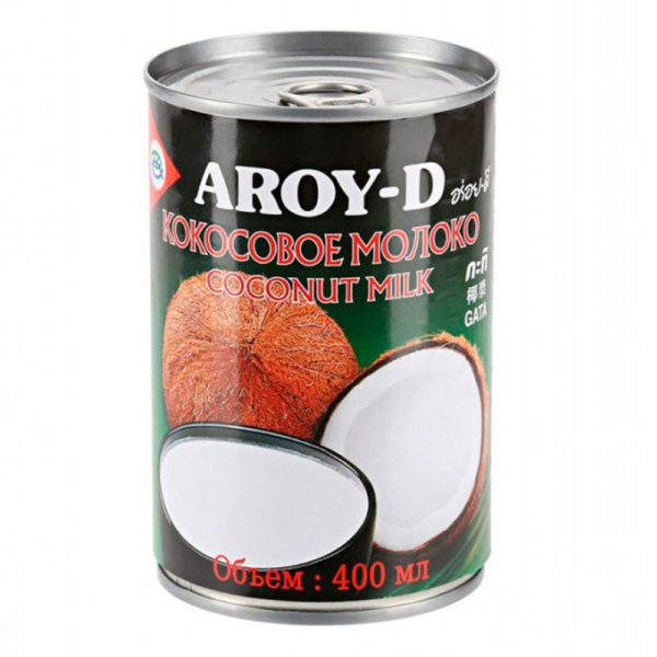 AROY-D Coconut Milk (400ml)