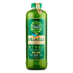 BE.LIVE ORGANIC Chlorella (1000ml)