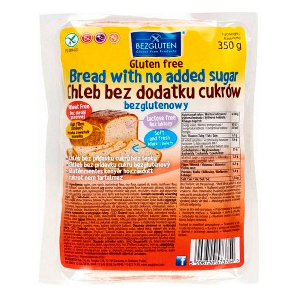 BEZGLUTEN Хлеб без сахара