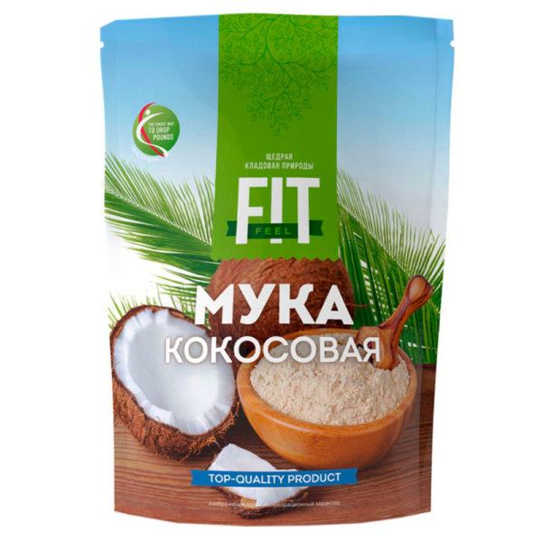 Fit Feel Мука кокосовая