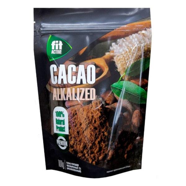 Fit Parad какао-порошок алкализованный
