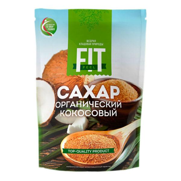 Fit Parad органический кокосовый сахар