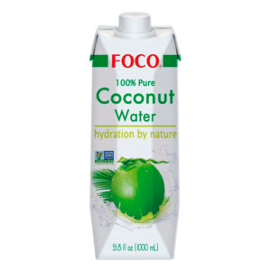 FOCO 100% Natural Coconut Water (1000 ml)
