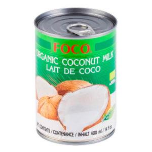 FOCO Organic Coconut milk (400ml)