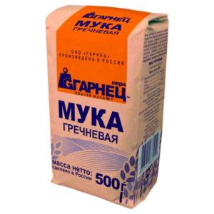 ГАРНЕЦ Мука гречневая