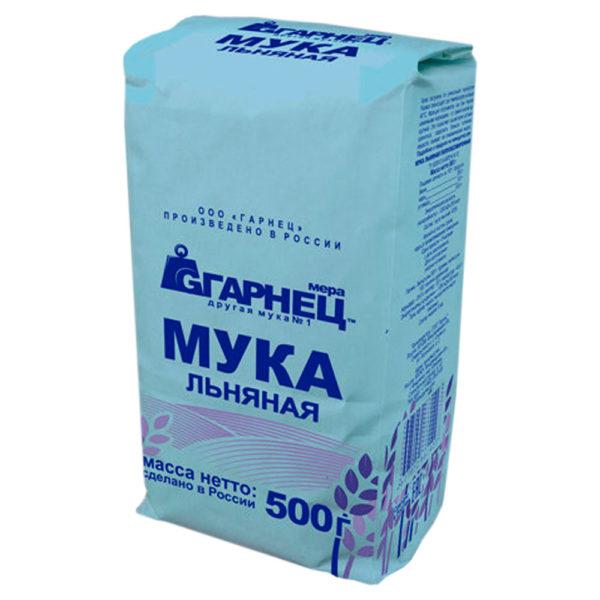 ГАРНЕЦ Мука льняная