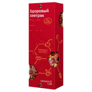 """GRANOLA LAB Granola G1 """"Ягодный формула"""" box"""