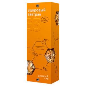 "GRANOLA LAB Granola G3 ""Ореховая формула"" box"