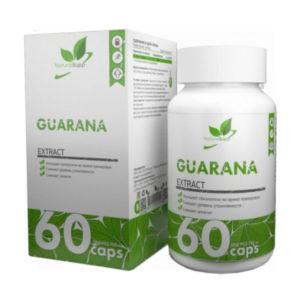 Natural Supp GUARANA (60caps)