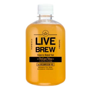 """Live Brew Комбуча Живой Чай """" Vegan Vine' на Жасминовом чае (520мл пластик)"""
