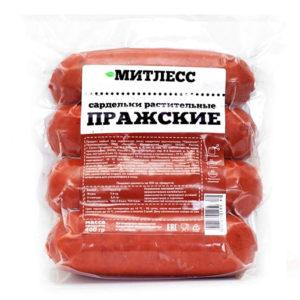 МИТЛЕСС Сардельки Пражские