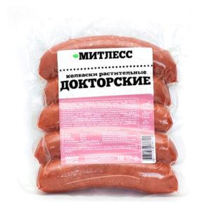 МИТЛЕСС Сосиски Докторские