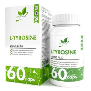 Natural Supp L-TIROZIN (60caps)