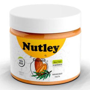 Nutley Финиковая паста