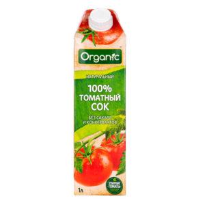Organic Сок томатный (1000ml)