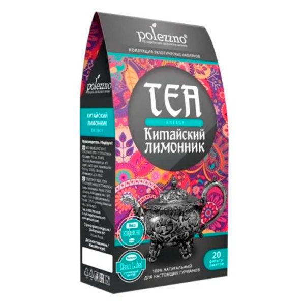 Polezzno Чай Китайский лимонник (20 пак)