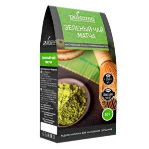Polezzno Зеленый чай Матча