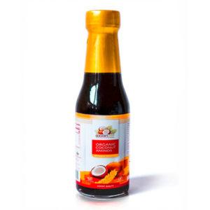 QUEZONS BEST органический кокосовый соус аминос 150мл