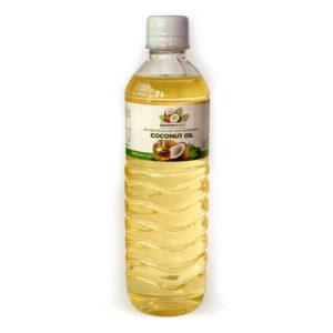QUEZONS BEST органическое рафинированное кокосовое масло 500мл