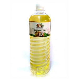 QUEZONS BEST органическое рафинированное кокосовое масло 950мл