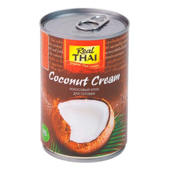 Real Thai Coconut cream (400ml)