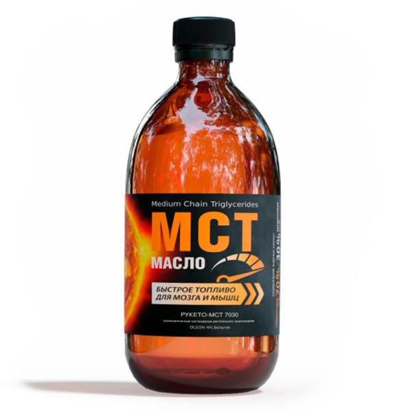 Рукето МСТ-масло (500 мл)