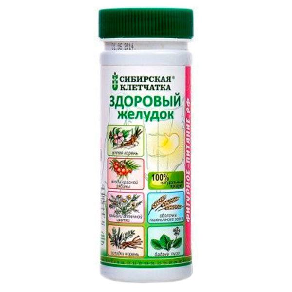 Сибирская клетчатка Здоровый желудок (170г)