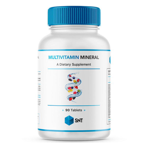 SNT Multivitamin Mineral (90tab)