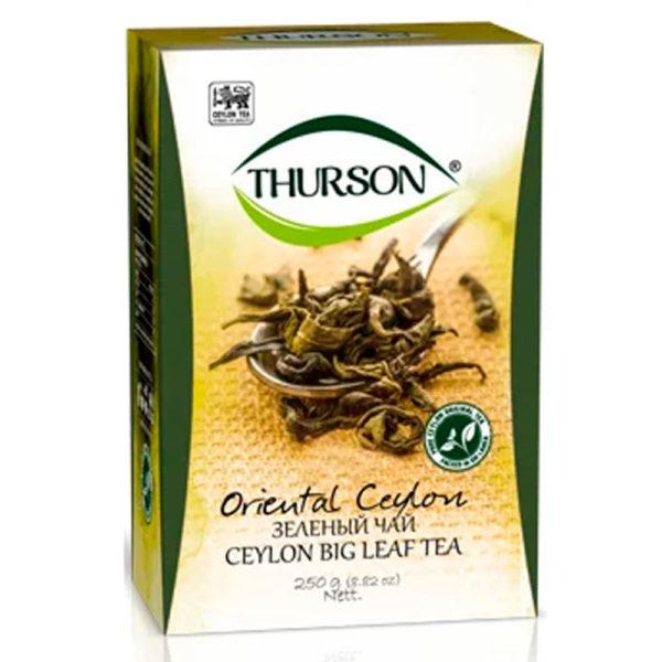 THURSON Зеленый крупнолистовой Чай