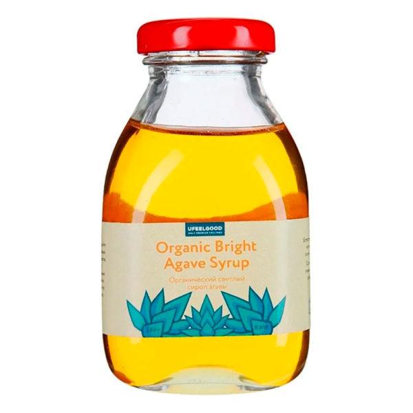 Ufeelgood Органический светлый сироп Агавы