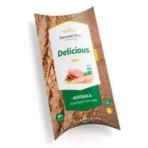 Высший вкус Колбаса Delicios Ham