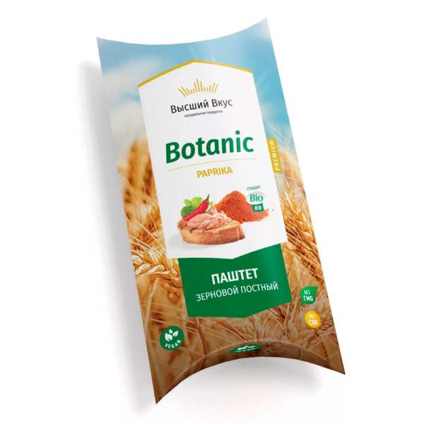 Высший вкус Паштет Botanik paprika